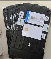 Inkjet PVC card tray for epson R260 R265 R270 R280 R285 R290 R380 R390 Rx680 T50 T60 A50 P50 L800 L801 Px635 Px650 Px660