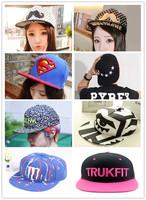 Hiphop Fashion Snapbacks Short Brim Bone Baseball Cap Gorra For Women Men Chapeu Hip Hop Casquette Snap Back Style Hat