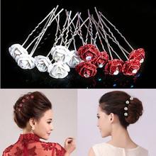 popular red rose glitter