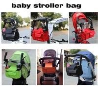 baby Stroller storage bottle Diapers organizer bag handbag organizer travel bag Thomas baby stroller bag stroller accessory