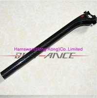 2012 Cycling Bicycle Bike MTB Road Carbon Fiber Seat Post 27.2 x 350mm
