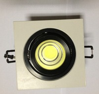 New Led COB 5W10W15W Square cob Ceiling lights.Decoration Lighting.85-265V AC.CE ROHS