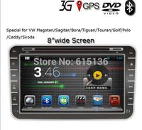 Capacitive VW Passat Skoda Octavia Yeti Seat Leon Altea Toledo Car DVD Player with Pure Android 4.2.2 Dual Core 1.6 GHz Sat Nav