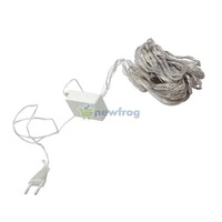 1.5m x 1.5m 96 LED Web Net Fairy White Light For Wedding Party Xmas Christmas S7