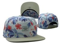 Cayler & Sons Floral Snapback flower hats 2014 brand designer men's snapbacks baseball caps 18 styles hip-hop cap Free Shipping