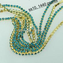 popular rhinestone chain