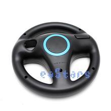 Black Steering Wheel Controller Holder Adapter for Nintendo Wii Sensor Mario Kart(China (Mainland))