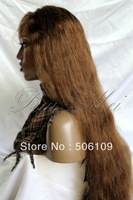hot selling 130% 150%density Brazilian natural wave hair wigs glueless full lace wigs free shipping