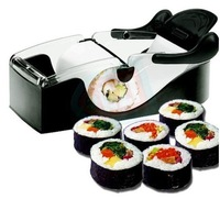 Free Shipping Easy Sushi Maker Roller equipment Perfect Roll Sushi Machine DIY Easy Kitchen Magic Gadget kitchen accessories
