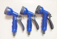 Free Shipping    3pcs/lot Expandable Garden Hose Sprayer Gun With Black Connector / Garden Spray Gun