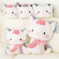 2014 new  Doodle Cat Diary observation super cute  cats Stuffed Animals dolls High quality Animel Toys for kids Gifts 20*28cm