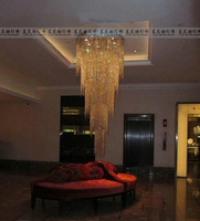 Free shipping modern fashionable popular bjg crystal ceiling lamp for living room,study room. Shipping 100% Guarantee