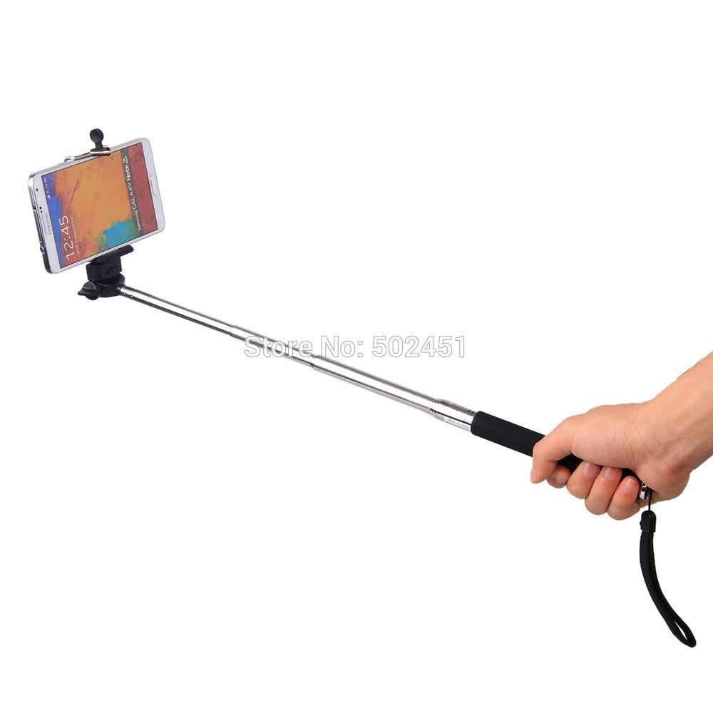 Extendable-self-portrait-selfie-handheld-stick-monopod-holder-for