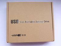 Original External  USB 2.0 bluray drive and DVD-RW Blu-ray combo drive SATA BD-ROM 4x