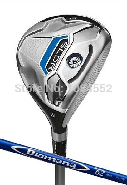 клюшка для гольфа 2014 SLDR 15 * 19 * Diamana 62 Headcovers EMS клюшка для гольфа 2014 sldr 15 19 bb5r headcovers ems