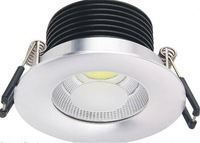 High quality Dimmable led downlight cob 3W 5W 7W dimming LED Spot light led ceiling lamp