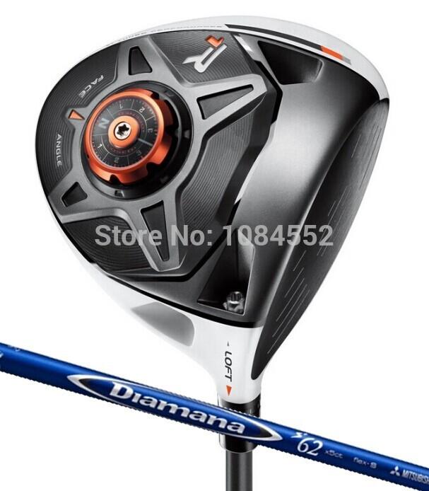 клюшка для гольфа 2014 R1 9.5*/10.5*diamana 62 flex/r , EMS 1 клюшка для гольфа nike vapor pro 2015