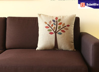 Free Shipping,100pcs /lot, 10pcs/design, CC-28, Customized Cotton Linen Cushion Cover with your design printing for sofa