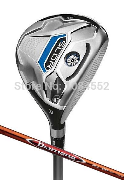 клюшка для гольфа 2014 2 SLDR 15, 19 Diamana ' ilima 60 Headcovers EMS клюшка для гольфа 2014 sldr 15 19 bb5r headcovers ems