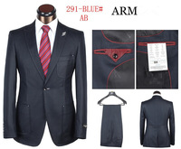 2014 Free shipping! Wholesale High Quality Top Brand Men Suits Formal Business Suits Fashion Men's Wedding Suits S-4XL