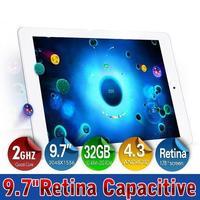 ONDA V975m 9.7 Inch Retina Capacitive Tablet PC Android 4.3 Quad Core Amlogic 2GB/32GB HDMI, Wifi, OTG
