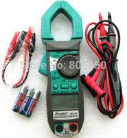 New Portable AC /DC Digital Clamp Meter- Professional Multimeter clamp meter