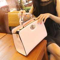 2014 women's fashion all-match messenger handbag shoulder messenger  women's bags