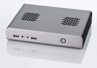 Newest Industrial Mini PC Desktop Computer with N270 CPU 1.66G and 2GB RAM,Dual COM port,32GB SSD