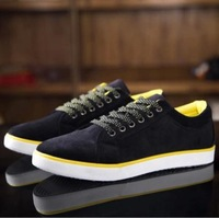 factory sale new 2014 Cotton Fabric nubuck men running shoes athletic casual sneakers roshe run