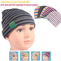 5pcs/lot Gloves for Baseball Cap for Unisex Baby Children & Girls Cotton Skull Cat Hats Kids Hats Child 3 - 36 Months