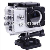 Free Shipping!! Popular SJ4000 mini Action Sport Camera Diving 30M Waterproof Helmet Camera 1080P Full HD Car Camcorder