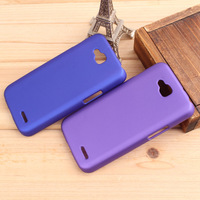 20pcs/lot Free Shipping New Rubber Hard back Case Cover For LG L90 D410