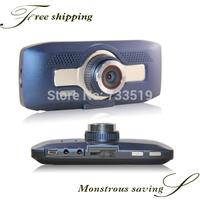 Hot arrival free shipping car camera recorde