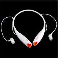 NEW 2014 Good Quality Hiput 3.5mm In Ear Sports Earphones Headphones Headsets Black white