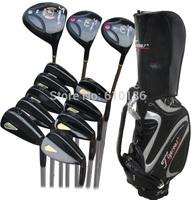 2014 new golfTIGEROAR, iron sets, men's golf clubs,professional set of pole,genuine golf iron set,free shipping fashion golf cub