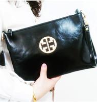 Martin Dale 2014 new European and American fan leather hand bag bag tide oil wax leather ladies handbag Crossbody Bag