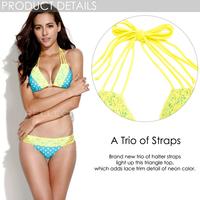 print bikinis set relleciga swimsuit xxl size swimwear women 2014 new style bathing suits