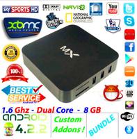 Free ship XBMC Fully Loaded Android tv box media Streamer indian live Iptv replace cs918 mk888 cs968 google chromecast
