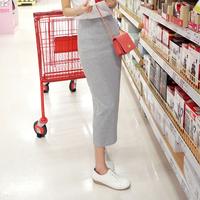 Bust skirt 2014 spring women's slim hip skirt step high waist slim placketing skirt half-length One pace