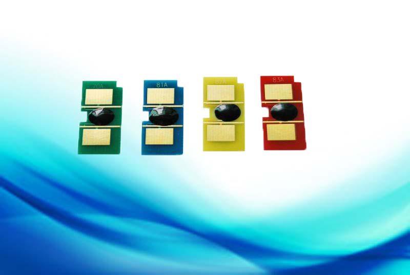Für hp farbdrucker q2681a q2682a q2684a toner, toner chip für hp color laserjet 3700/3700n/3700dn drucker, versandkostenfrei
