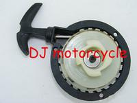 Pocket Bike Aluminum Alloy Pull Starter   2 Stroke Engine Pull Start For 33-70cc Kids Motocross Mini Quad  ATV  Promotion