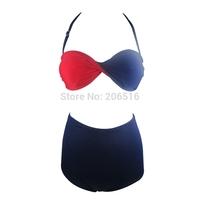 Woman Beach Wear BikiniFactory Wholesales Woman High Waist Bikini Swimwear Drop shipping 1416G