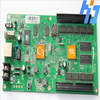 outdoor indoor led display screen control  card HD-C3 asynchronous