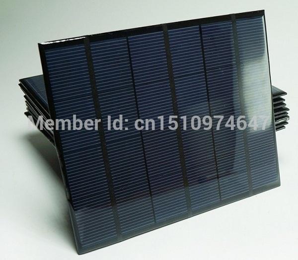 6V 3.5Watt Solar Cell Polycrystalline Solar Panel Solar Module DIY Solar Charger 165*135*2MM 10pcs/lot Wholesale Free Shipping(China (Mainland))