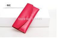 The new 2014 women  long purse free shipping