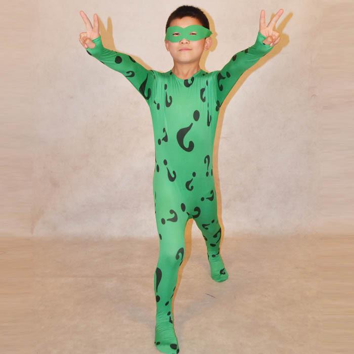 Riddler Costume For Kids Riddler Costume Kids Boys
