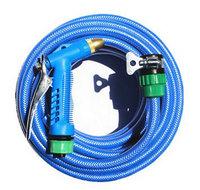 Car car wash water gun set copper high-pressure water gun for household connector car wash device car tools watering pipe
