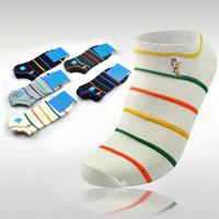 2014 New Men's Invisible Polo Socks Men Sport Skateboard Athletic Socks Meias Masculinas White Sox 5pair/lot Free Shipping
