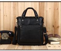 BOSTANTEN 100% GENUINE LEATHER Real cowhide Shoulder men's bag business messenger briefcase Handbag Tote Laptop Purse
