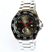Watch Men Luxury Original Brand CURREN Fashion Luxury Quartz Waterproof  Watches Free Shipping